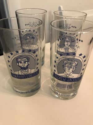 President glasses for Sale in Tallahassee, FL