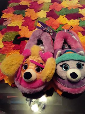 New Paw patrol, cars and Trolls houseshoes for Sale in Louisville, KY