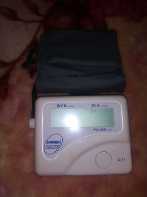 Samsung Blood Pressure Machine for Sale in Ocala, FL