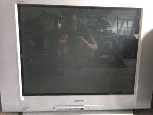 "Sony Trinitron Wega 32"" huge tv Great condition for Sale in Durham, NC"
