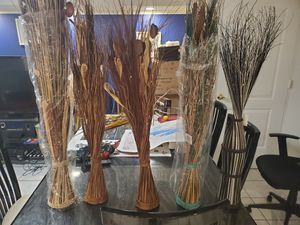 Fake Dry Plant Decor for Sale in Buffalo Grove, IL