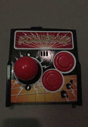 Power-up joystick light switch panel video game sounds arcade retro for Sale in Seattle, WA