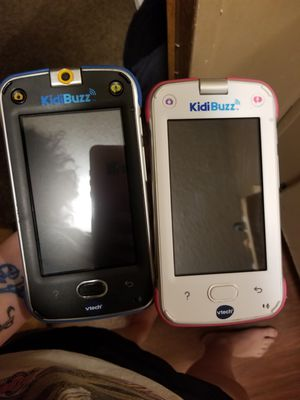Kidi buzz phones for ages 3-9 for Sale in Alton, IL