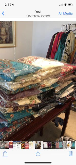 Embroided three pcs suits for Sale in Manassas, VA