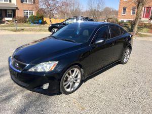 Lexus IS 250 Sport for Sale in Fort Washington, MD