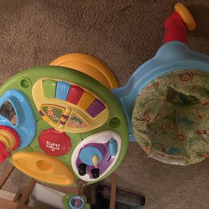Bright Starts 3in1 Around The Way Activity Walker for Sale in Irving, TX