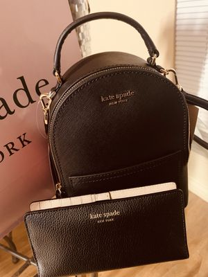 Kate Spade Mini Backpack and Wallet for Sale in Stockton, CA