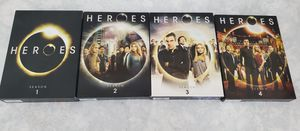 Heroes Complete Series for Sale in Waterboro, ME