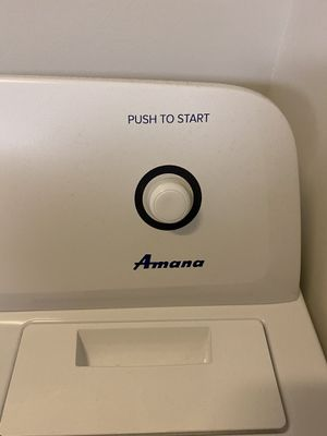 Amana was her and dryer for Sale in Westampton, NJ