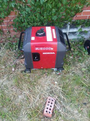 E.u3000watt generator for Sale in Detroit, MI