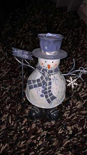 Snowman for Sale in Thornton, CO