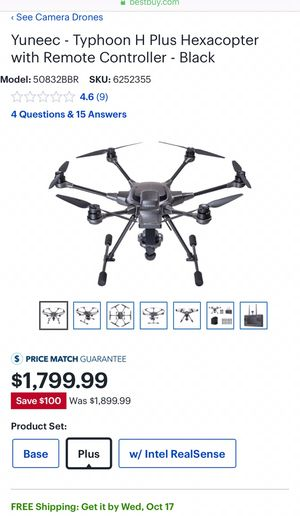 Typhoon Drone for Sale in South Norfolk, VA