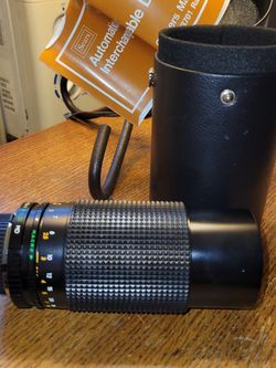 Sears Automatic Interchangeable Lens for Sale in Marlborough,  MA
