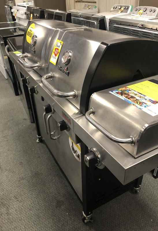 Double Gas Grill 🙈🙈✔️⚡️🍂⏰🔥😀🙈✔️⚡️🍂⏰🔥😀🙈⚡️🍂⏰ Appliance Liquidation!!!!!!!!!!!!!!!!!