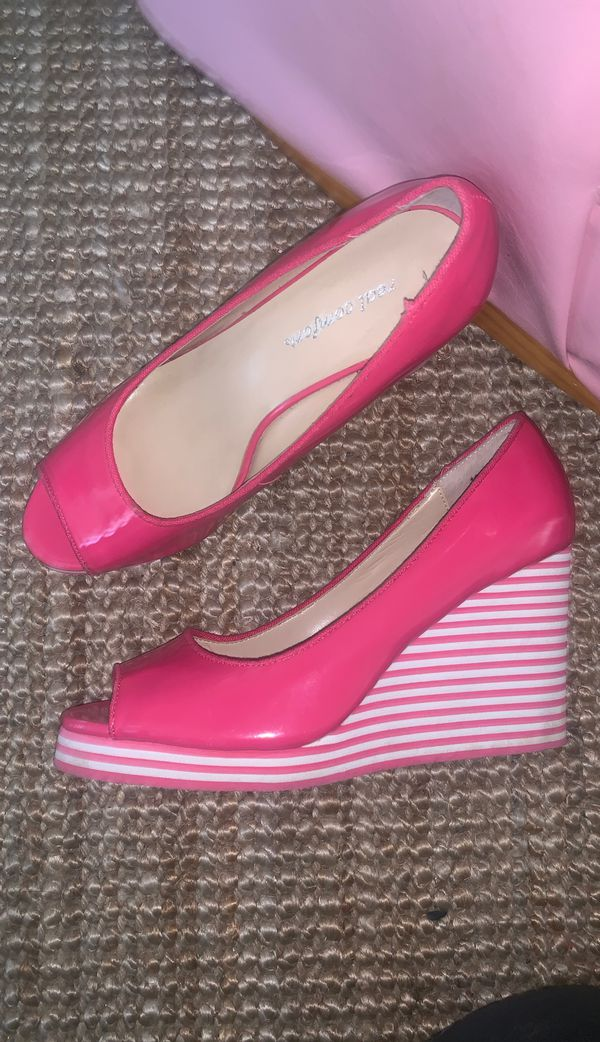 Hot pink 💖 Summer Heels