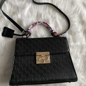 Black Fashion Luxury Crossbody Handbag for Sale in Dallas, GA