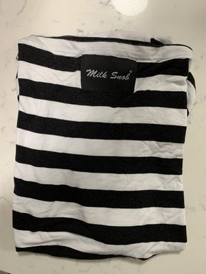 Milk Snob baby car seat cover and nursing cover for Sale in Modesto, CA