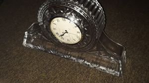 Antique Glass clock for Sale in West Valley City, UT