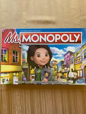 Ms. Monopoly - Board game - Brand new - for Sale in Clearwater, FL