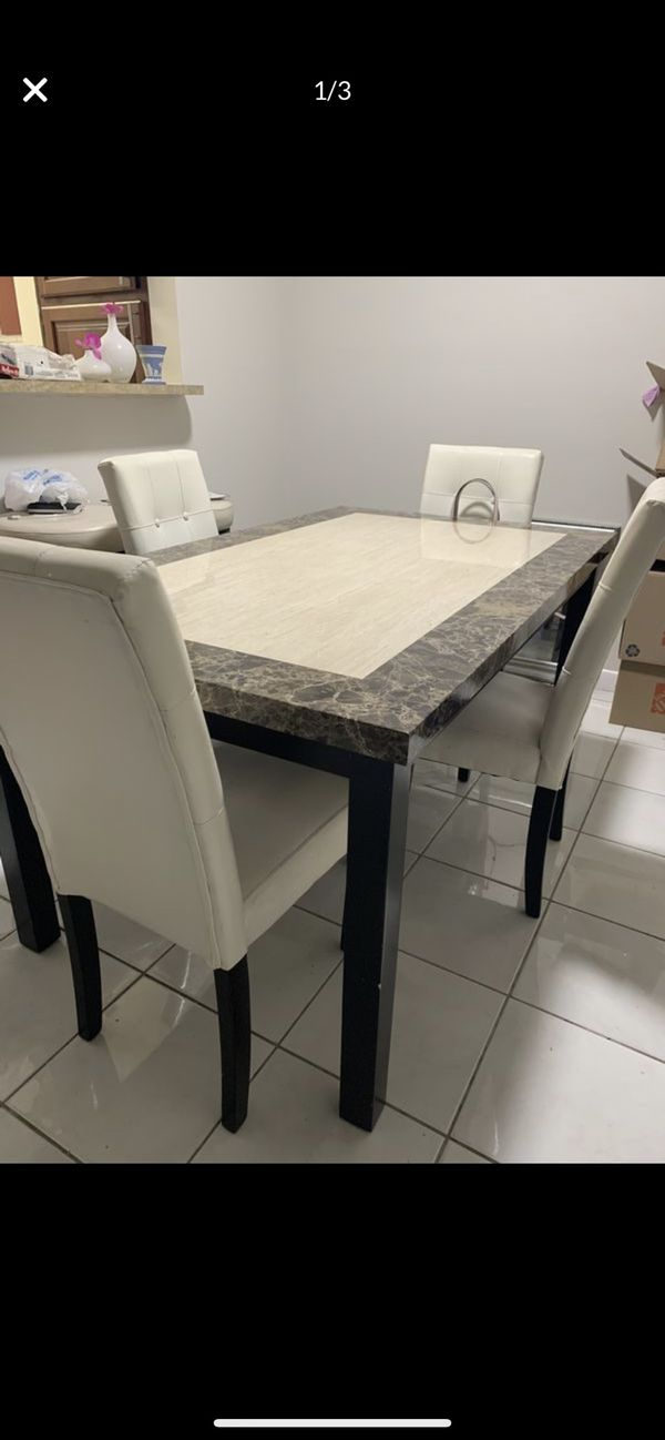 Table And 4 Chairs Free For Sale In Miami Fl Offerup