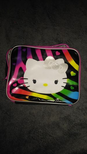 Hello Kitty lunch bag for Sale in Advance, NC