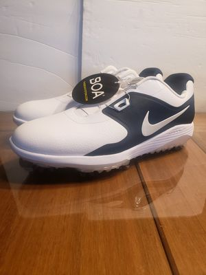 NIKE VAPOR PRO BOA GOLF CLEATS MENS...SZ 9.5W...10...BRAND NEW for Sale in Bakersfield, CA