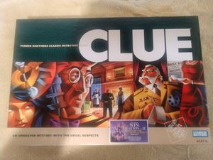 Clue for Sale in Harrisburg, PA
