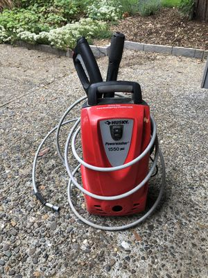 Husky pressure washer for Sale in Tigard, OR