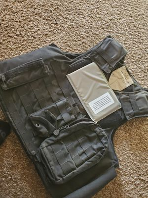Point blank bullet proof vest for Sale in Maplewood, MN