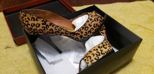 Naughty Monkey Leopard Print Pumps for Sale in Baltimore, MD