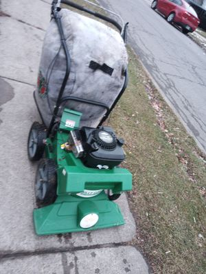 Billy goat 5.5 hp self propeled automatic exelent condition first pull end 2 hosses go with it so frst coming f serve for Sale in Fort Wayne, IN