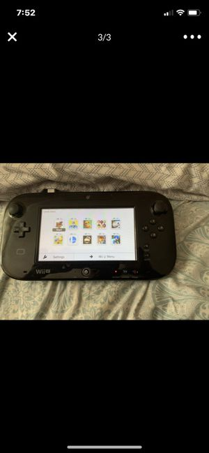 Nintendo Wii U in great condition with 10 games for Sale in Miami Gardens, FL