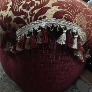 Red Wine, Ottoman for Sale in Peoria, AZ