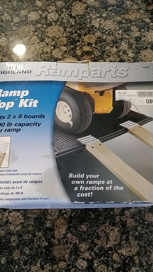 Ramp Top Kit for Sale in Fort Washington, MD