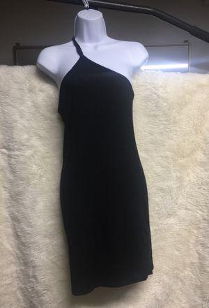 One shoulder forever 21 black dress for Sale in San Gabriel, CA