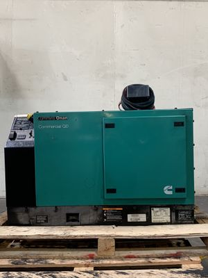 GENERATOR / Cummins Onan Diesel powered7.5kw for Sale in Corona, CA