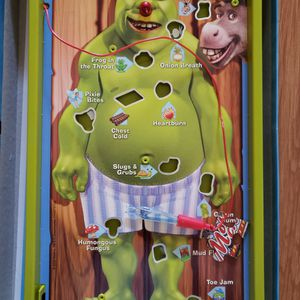 Shrek Game Board for Sale in Anaheim, CA