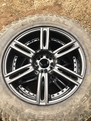265/75/20s 5 lug universal 5x4.5 for Sale in Wyalusing, PA