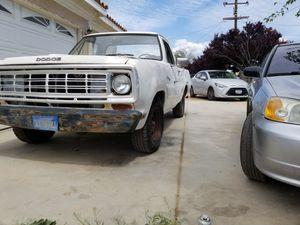1980 Dodge Ram for Sale in Juniper Hills, CA
