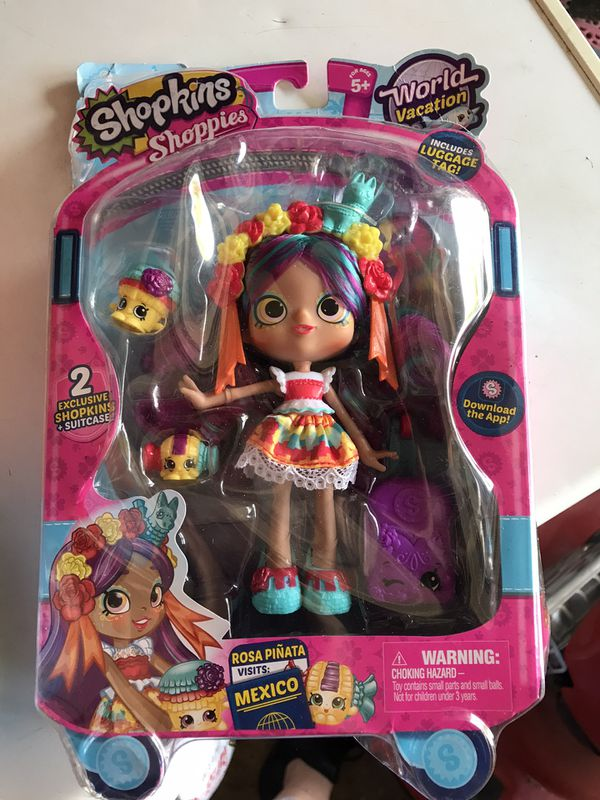 New shopkins toy