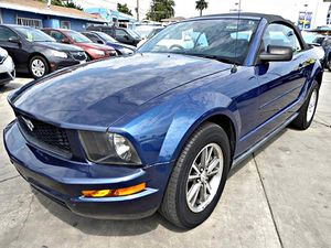 2007 Ford MustangV6 Deluxe Convertible 77k for Sale in South Gate, CA