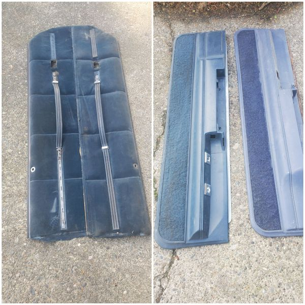 G body door panels!!!