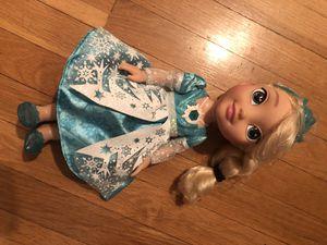 Talking princess Elsa doll for Sale in Salem, MA