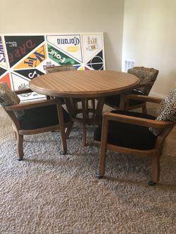 Wooden table for Sale in Haymarket,  VA