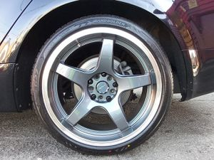 17 inch Versus wheels and tires brand new for Sale in Santa Ana, CA