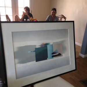 """30"""" x 41"""" x 1 1/2 picture frame for Sale in Los Angeles, CA"""