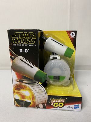 Star Wars D-O spark and go for Sale in Fresno, CA