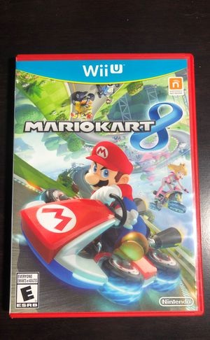 Mario Kart 8 - Nintendo Wii U for Sale in Lebanon, OH