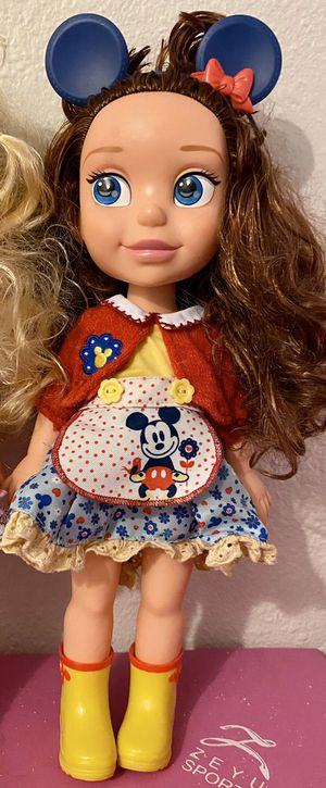 Disney Classic Friends Toddler Mickey Doll for Sale in New Orleans, LA