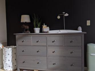 Ikea Hemnes Dresser Grey for Sale in Tacoma,  WA